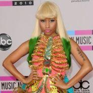 Nicki Minaj ... Une vidéo très intime entre les mains des blogs US