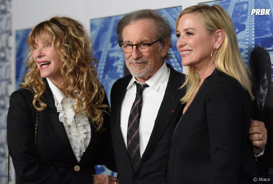 Jessica Capshaw est la belle-fille de Steven Spielberg