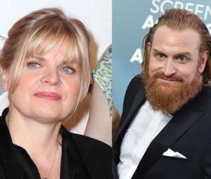 Isabelle Nanty et Kristofer Hivju sont cousins