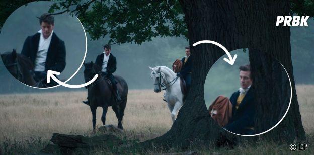 La Chronique des Bridgerton : les doublures d'Anthony et Benedict font une apparition dans l'épisode 4