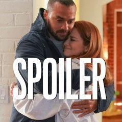 Grey's Anatomy saison 17 : Jesse Williams et Sarah Drew défendent la fin de Jackson et April