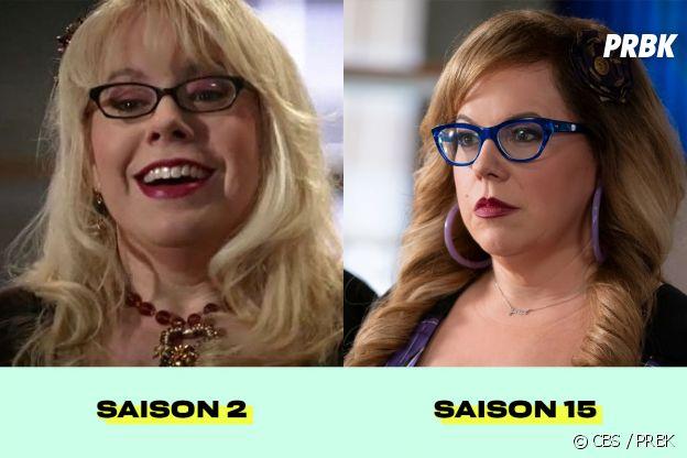 Esprits Criminels : Kristen Vangsness au début de la série VS dans la saison 15