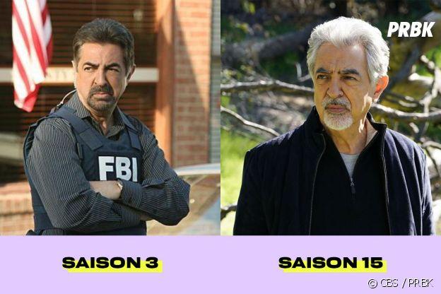 Esprits Criminels : Joe Mantegna au début de la série VS dans la saison 15