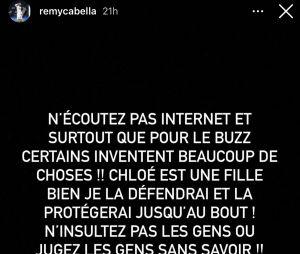Rémy Cabella trompé par sa femme Chloé Preseau avec Illan et Julien Bert ? Il réagit