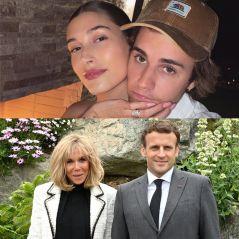 Justin Bieber a rencontré Emmanuel et Brigitte Macron : les photos WTF qui affolent les réseaux