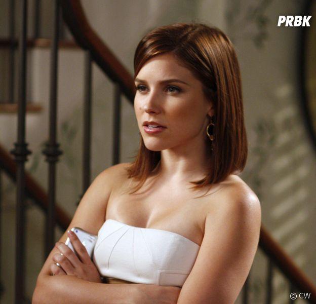 Sophia Bush dans le rôle de Brooke Davis dans Les Frères Scott