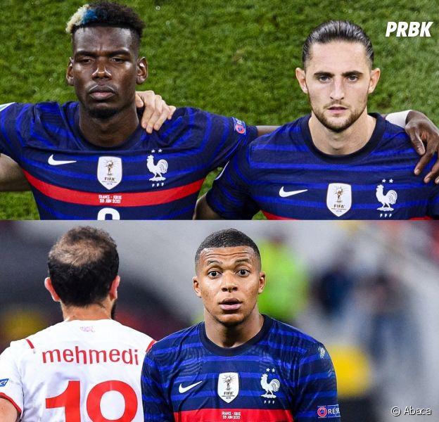 Equipe de France : Mbappé et Pogba vs Rabiot, les familles des joueurs en guerre après l'Euro 2020