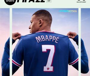 FIFA 22 : Kylian Mbappé sur la jaquette du jeu, une bonne nouvelle pour le PSG ?