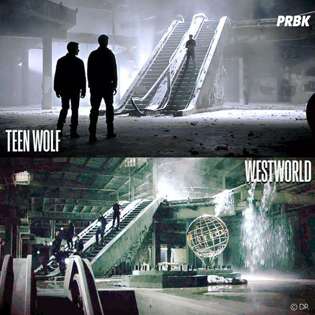 Teen Wolf et Westworld ont été tournées au même endroit