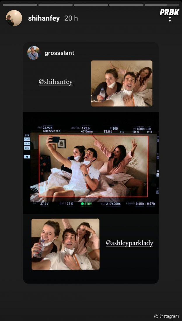 Emily in Paris saison 2 : le tournage est terminé, Lily Collins et Ashley Park sont tristes