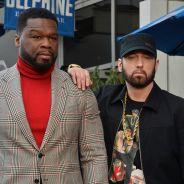 Eminem au casting de BMF (Black Mafia Family), la nouvelle série de 50 Cent
