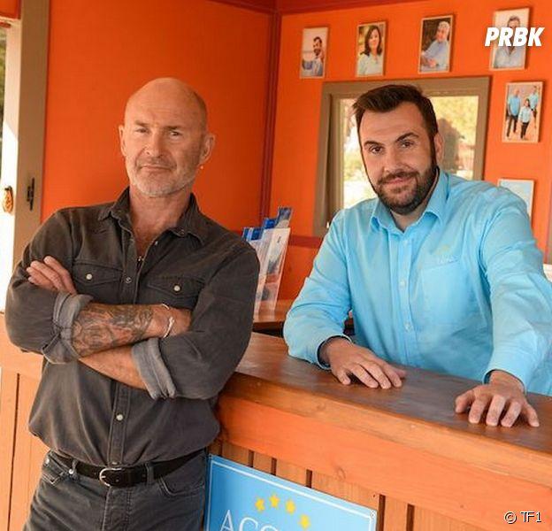Camping Paradis : Vincent Lagaf devait jouer Tom à la place de Laurent Ournac