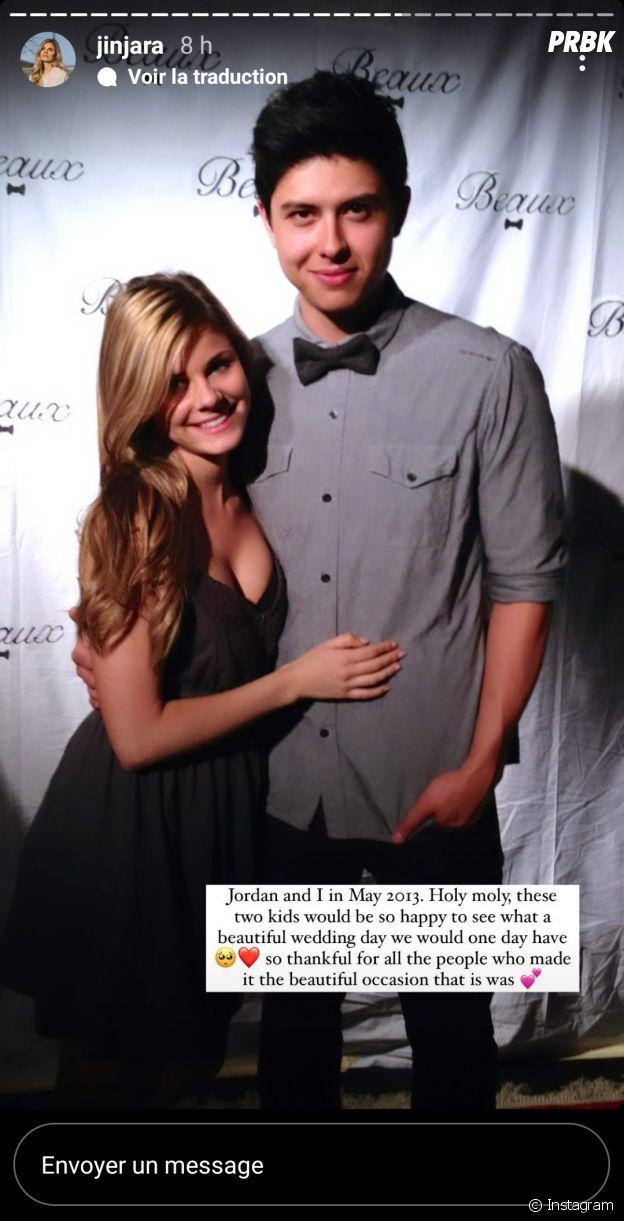 Jordan Connor (Sweet Pea dans Riverdale sur Netflix) s'est marié à sa fiancée Jinjara Mitchell