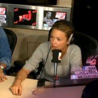 Virginie Efira et François-Xavier Demaison ... Leurs pires textos de bonne année