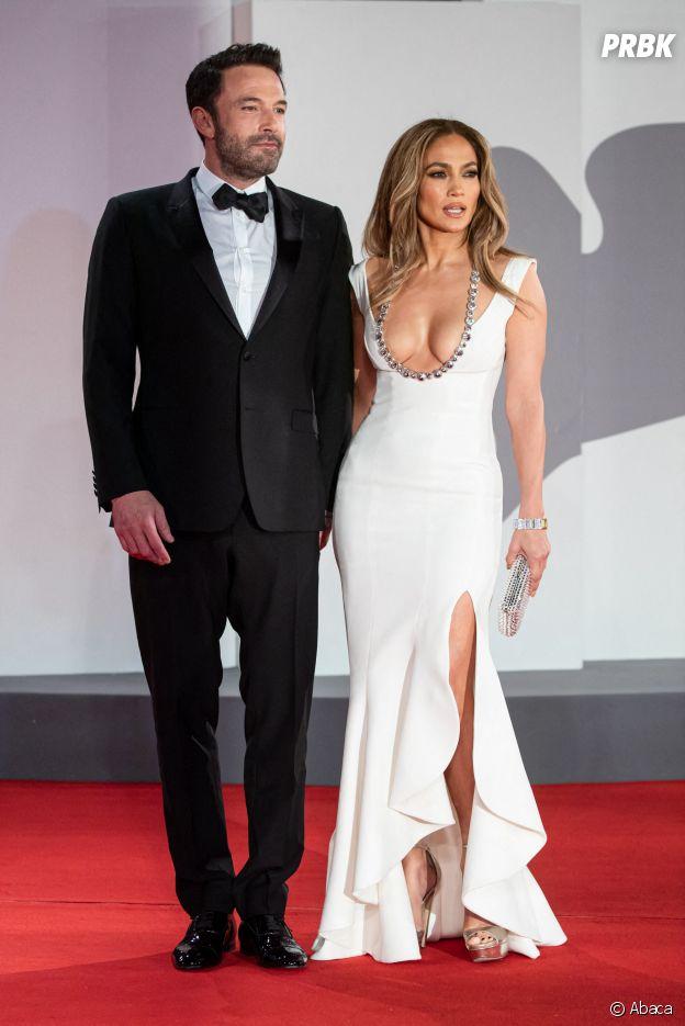 Jennifer Lopez et Ben Affleck au Festival de Venis le 10 septembre 2021