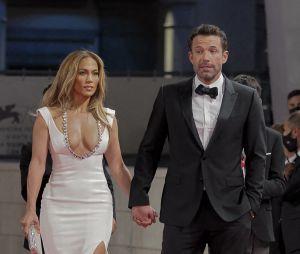 Jennifer Lopez et Ben Affleck sublimes au Festival de Venis le 10 septembre 2021