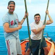 McFly et Carlito, après les airs, la mer ! Ils ont traversé la Méditerranée à la rame (et souffert)
