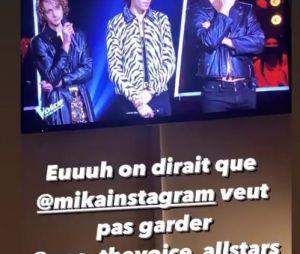 """The Voice All Stars : Mika a été clashé par le groupe Néo, les membres du groupe se disent """"surpris"""" par la réaction de leur coach"""