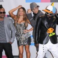 Black Eyed Peas ... En concert au Stade de France en 2011