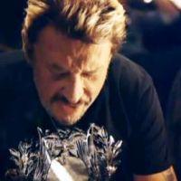 Johnny Hallyday ... Jamais Seul, un extrait de son nouveau clip