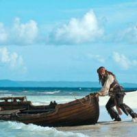 Pirates des Caraibes 5 ... Johnny Depp aimerait remettre le costume de Jack Sparrow