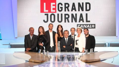 Michel vedette grand journal