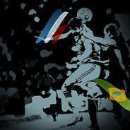 France / Brésil au Stade de France le mercredi 9 février 2011 ... l'affiche du match