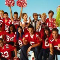 Glee ... les actrices adorent bavarder sur le tournage