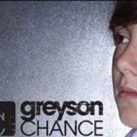 Greyson Chance ... Il s'est fait larguer par son ex copine