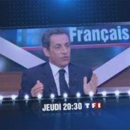 Paroles de Français avec Nicolas Sarkozy sur TF1 ce soir ... bande annonce