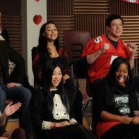 Glee saison 2 ... de l'amour dans l'air