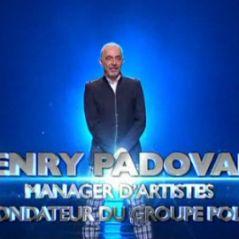 X Factor 2011 ... portraits des membres du jury ... Henry Padovani (video)