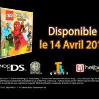 Ninjago ... quand les Ninja et les LEGO ne font qu'un sur DS ... bande annonce