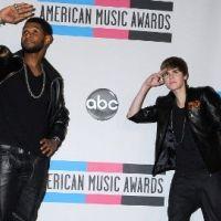 Justin Bieber à Paris ... On sait pourquoi Usher n'était pas là
