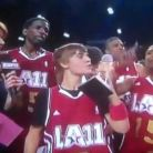 Justin Bieber ... Elu meilleur joueur du NBA Celebrity All-Star Game