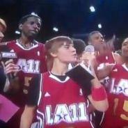 Justin Bieber ... Elu meilleur joueur du NBA Celebrity All-Star Game