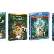 Bambi et Bambi 2 bientôt en Blu-Ray et DVD