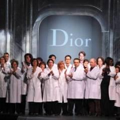 Dior ... Retour sur le dernier défilé signé Galliano (photos)