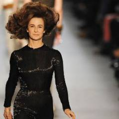 Défilé Jean-Paul Gaultier ... Valérie Lemercier défile, Kanye West et Nicole Richie applaudissent (photos)