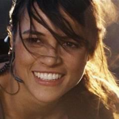 Michelle Rodriguez ... Elle espère voir de nouveau une grande Catwoman