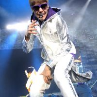 Justin Bieber ... Son concert à Liverpool (photos)