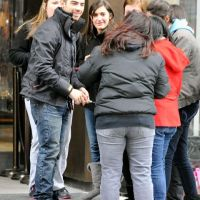 Joe Jonas ... Adorable avec ses fans (photos)