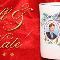 Kate Middleton ... changement de fiancé ... sur des tasses