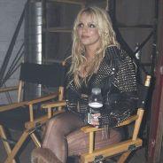 Britney Spears ... première photo de son nouveau clip, The World Ends