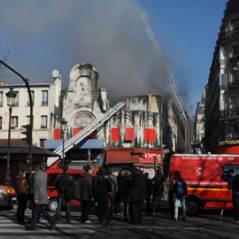 Elysée Montmartre ... photos de l'incendie et annulation du concert d'Ayo