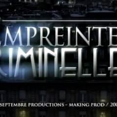 Empreintes Criminelles sur France 2 vendredi ... bande annonce