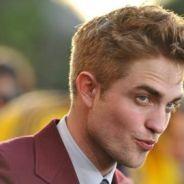 Robert Pattinson ... Contre les coups d'un soir