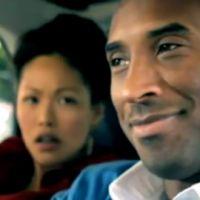 Kobe Bryant ... dans une pub pour Smart (vidéo)