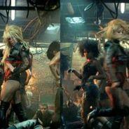 Britney Spears ... scandale sur sa doublure pour son nouveau clip (PHOTO)