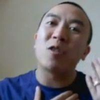 Buzz video ... il cherche l'amour et il le fait savoir